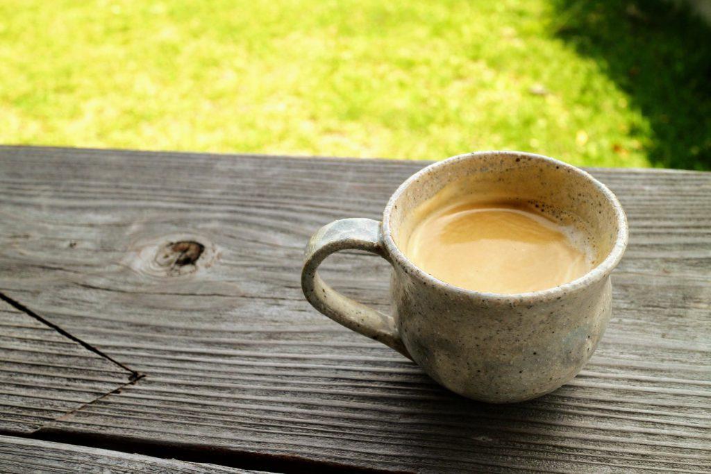 今帰仁のコーヒー
